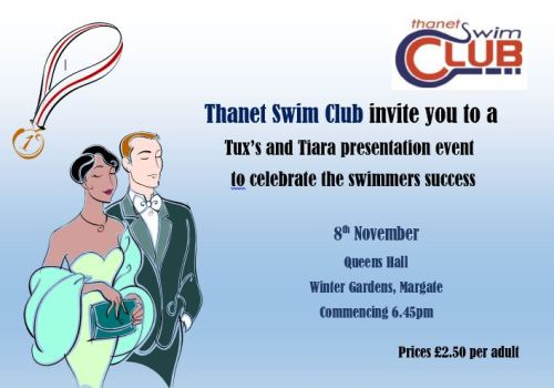 Club Presentation Evening 8th November