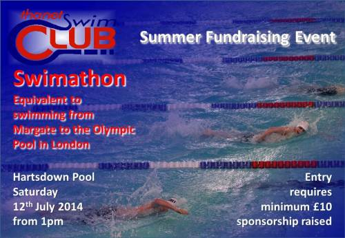 2014 Swimathon 12th July