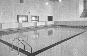 Hartsdown small pool