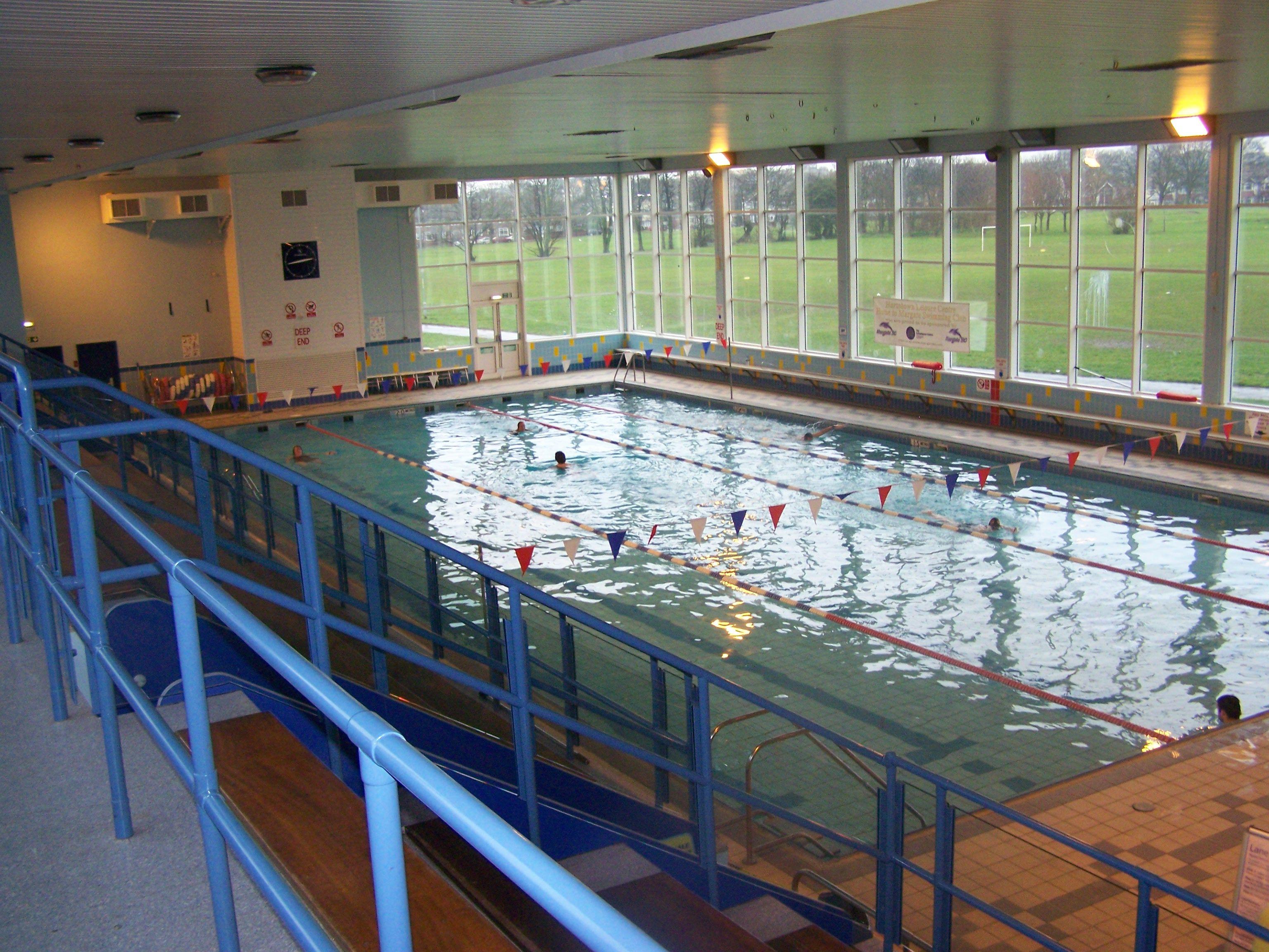 hartsdown history thanet swim club