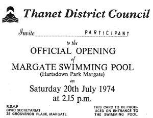 Opening Hartsdown