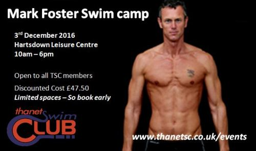 Mark Foster swim camp