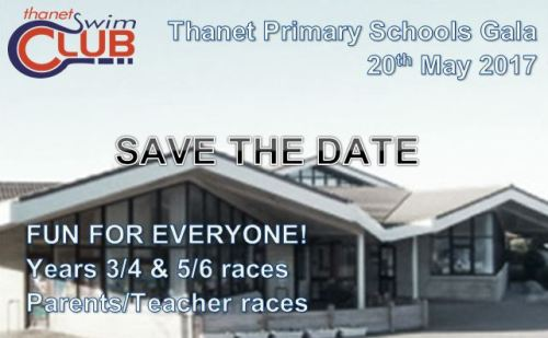 Primary school save the date