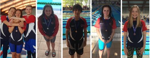 2017-05-28 SER 14&u Medallists
