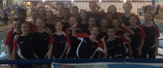 Sheerness Team Gala Thanet Swim Club