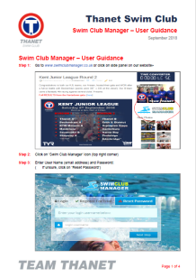 Swim Club Manager Guidance (2018-09-13) Thumbnail