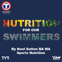 Nutrition for Swimmers (Flyer)