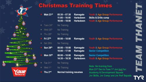 2019-12 Xmas training (Tw)
